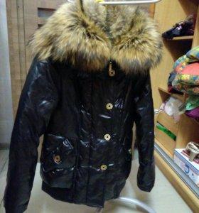 Куртка зима46р