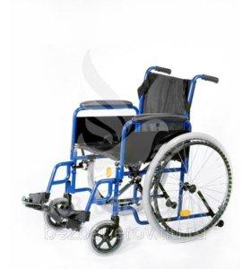 Инвалидная кресло-коляска с ручным приводом