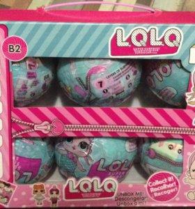 Подарочный набор Лол Lol