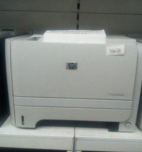 Принетр HP LaserJet P2035n б/у