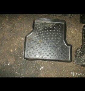 Форд фокус 2 коврик задние