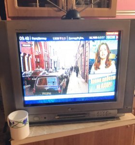 Телевизор 📺 LG CT-21Q92KEX