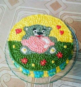 Вкусненькие тортики