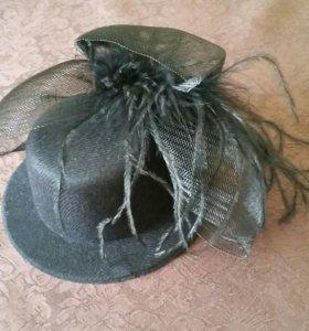 Шляпка-украшение