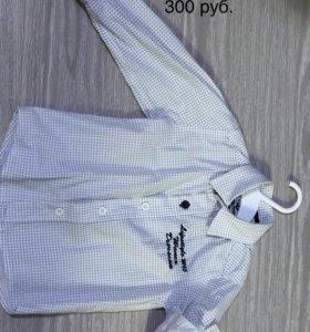 Рубашка размер 92