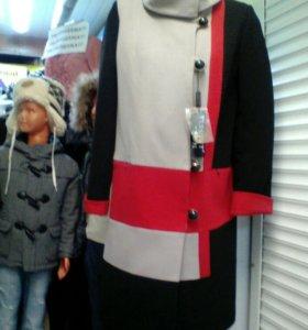 Пальто зима новое р.48