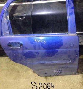 Дверь задняя правая Daewoo Matiz арт. S2064