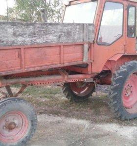 Трактор Т-16 в оригинале