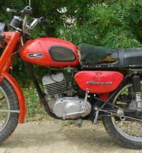 Мотоцикл Минск в оригинале