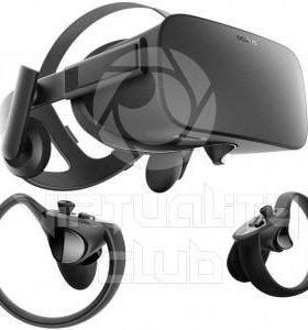 Oculus Rift CV1+4xOculus Touch+3 камеры+GTX1080t