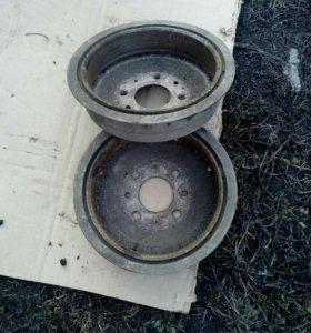 Барабаны тормозные ваз 08-99