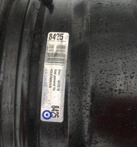Оригинальные диски Passat b7