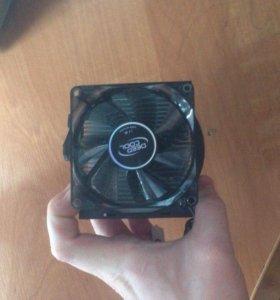 Радиатор+кулер AM3/AM3+
