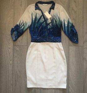 Новое стильное платье Bovona. Турция