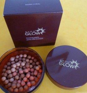 Эйвон Glow румяна в шариках!