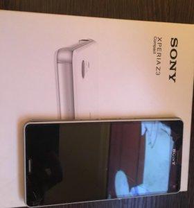 Продам мобильный телефон Sony z3 compact