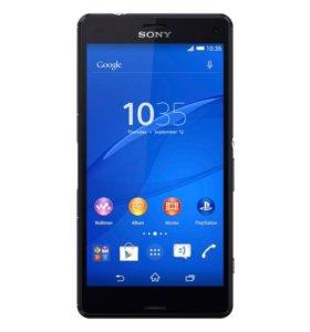 Sony Xperia Z3 Compact Black (D5803)