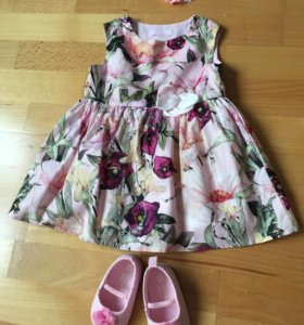 Платье Choupette р.74