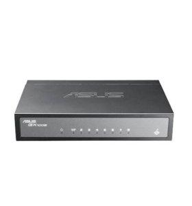 Коммутатор GX1008 10/100 Mbps Switch