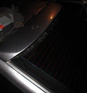 Крышка багажника со спойлером 2112