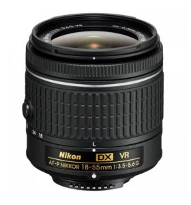 Nikon 18-55mm f/3.5-5.6G AF-S VR DX Zoom-Nikkor