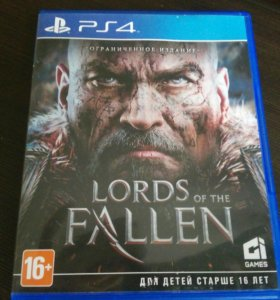 Lords of the Fallen PS4