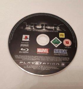 Игры для ps3 Hulk