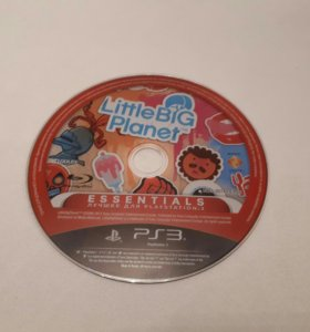 Игры для ps3 Little big planet