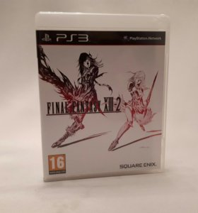 Игры для Sony ps3 Final Fantasy