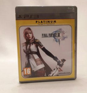 Игры для Sony ps3 Final Fantasy 1