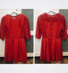 Платье OASIS кружево