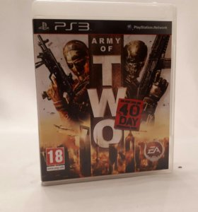 Игры для Sony ps3 Two