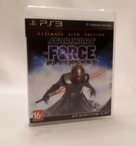 Игры для Sony PS3 Star Wars