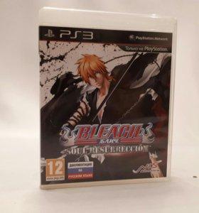 Игры для Sony PS3 Блич
