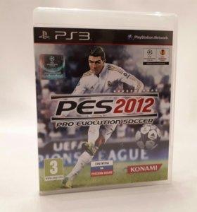 Игры для Sony PS3 Pes 2012
