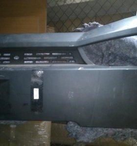Бампер на автокран XCMG QY25K