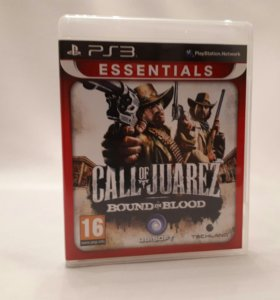 Игры для Sony PS3 Call of Juarez