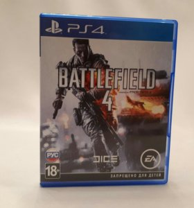 Игры для Sony PS4 Battle field 4