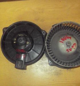 Мотор печки Camry SV30