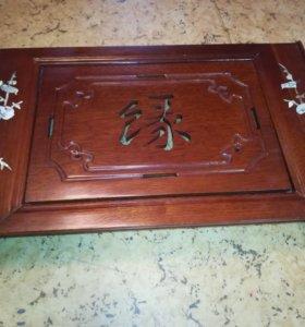 Столик для чайной церемонии