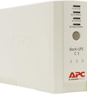 Источник бесперебойного пит. APC Back-UPS CS 350