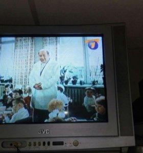 Телевизор jvc 50 см.