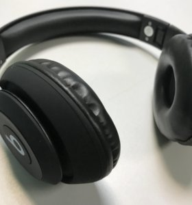 Наушники Bluetooth Beats by Dr.Dre чёрные. Лот 102