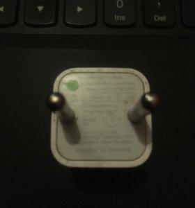 Оригинальный блок зарядки для iPhone
