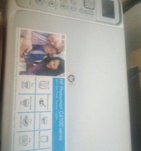 Принтер, сканер, копир hp c4100