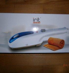 Паровая электрическая щетка для одежды Irit home