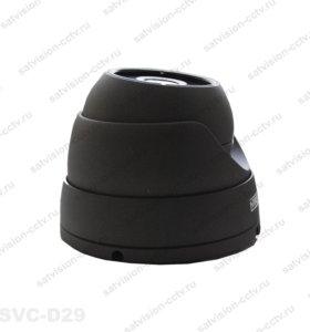 Видеокамера цветная купольная SVC-D29 3.6