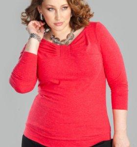 Новая блуза, 54 размер