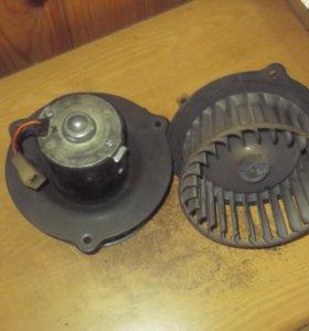 Моторчик печки на ГАЗ 31029-105