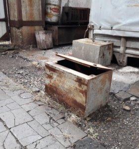 Ящик для инструментов для автомобиля газель